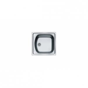 Nerūdijančio plieno plautuvė Eurostar 45.5X43.5cm Nerudyjančio plieno virtuvės plautuvės