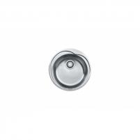 Nerūdijančio plieno plautuvė Ronda 51cm Nerudyjančio steel kitchen sinks