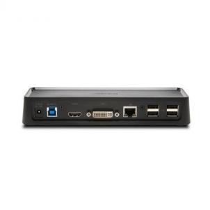 Neš. kompiuterių pakrovimo stotelė Kensington USB 3.0 Dual Docking station (SD3600 VESA Mount Dock)