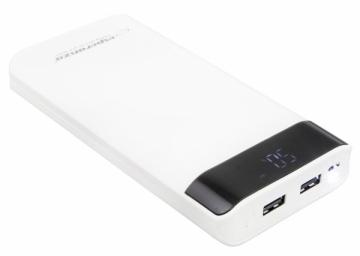 Nešiojama baterija ESPERANZA EMP120W - POWER BANK 17400MAH PHOTON Išorinės baterijos (Power bank)