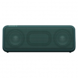 Nešiojama garos kolonėlė SRS-XB3 Green Nešiojamos garso kolonėlės
