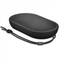 Nešiojama garso kolonėlė Beoplay Speaker P2 Black Nešiojamos garso kolonėlės