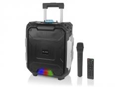 Nešiojama garso kolonėlė BT3100 Bluetooth Speaker FM Nešiojamos garso kolonėlės