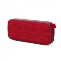 Nešiojama garso kolonėlė Energy Sistem Fabric Box 3+ 6 W, Portable, Wireless connection, Trend Cherry, Bluetooth Nešiojamos garso kolonėlės