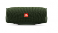 Nešiojama garso kolonėlė JBL Charge 4 green Nešiojamos garso kolonėlės