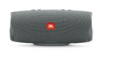 Nešiojama garso kolonėlė JBL Charge 4 grey Nešiojamos garso kolonėlės