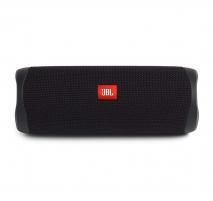 Nešiojama garso kolonėlė JBL Flip 5 black Nešiojamos garso kolonėlės