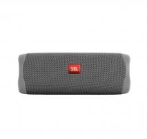Nešiojama garso kolonėlė JBL Flip 5 grey Nešiojamos garso kolonėlės