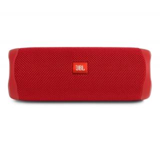 Nešiojama garso kolonėlė JBL Flip 5 red Nešiojamos garso kolonėlės
