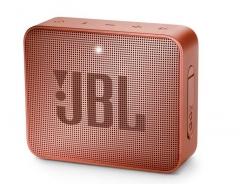 Nešiojama garso kolonėlė JBL GO 2 cinnamon Nešiojamos garso kolonėlės