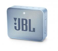 Nešiojama garso kolonėlė JBL GO 2 cyan Nešiojamos garso kolonėlės