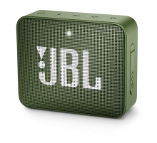 Nešiojama garso kolonėlė JBL GO 2 green Nešiojamos garso kolonėlės