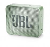 Nešiojama garso kolonėlė JBL GO 2 mint Nešiojamos garso kolonėlės