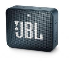 Nešiojama garso kolonėlė JBL GO 2 navy Nešiojamos garso kolonėlės