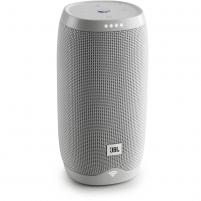 Nešiojama garso kolonėlė JBL Link 10 white Nešiojamos garso kolonėlės