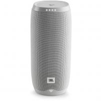 Nešiojama garso kolonėlė JBL Link 20 white Nešiojamos garso kolonėlės