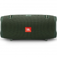 Nešiojama garso kolonėlė JBL Xtreme 2 green Nešiojamos garso kolonėlės