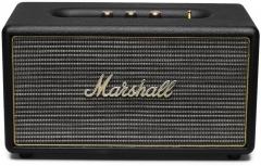 Nešiojama garso kolonėlė Marshall Stanmore Bluetooth black Nešiojamos garso kolonėlės