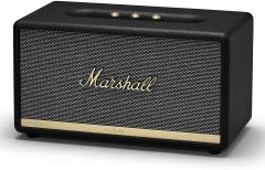 Nešiojama garso kolonėlė Marshall Stanmore II Voice Amazon Alexa black