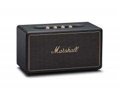 Nešiojama garso kolonėlė Marshall Stanmore Multi-Room black Nešiojamos garso kolonėlės