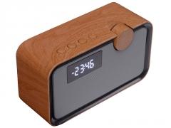 Nešiojama garso kolonėlė Tracer Buzz BT Wood 46147 Nešiojamos garso kolonėlės
