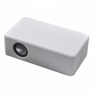 Nešiojama garso kolonėlė Wireless speakerPower Up,white Nešiojamos garso kolonėlės
