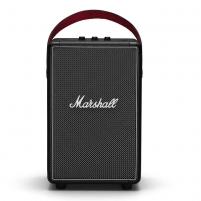 Nešiojama kolonėlė Marshall Tufton Bluetooth Speaker black Nešiojamos garso kolonėlės