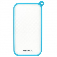 Nešiojamas įkroviklis ADATA D8000L Power Bank 8000mAh, LED 4, blue