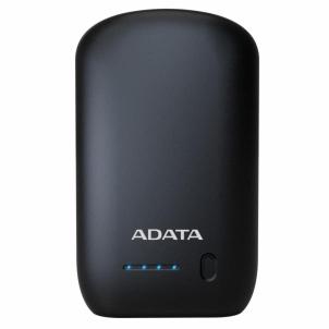 Nešiojamas įkroviklis ADATA P10050 Power Bank 10050mAh, Black