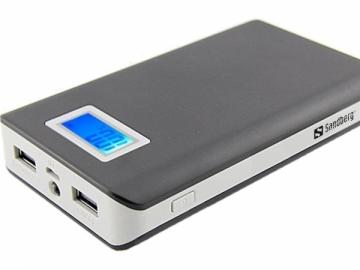 Nešiojamas įkroviklis Sandberg PowerBank 12000 Išorinės baterijos (Power bank)