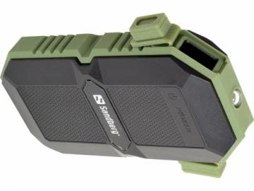 Nešiojamas įkroviklis Sandberg Powerbank 6000 Atsparus vandeniui