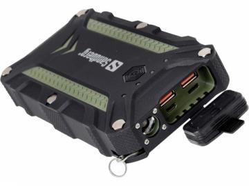 Nešiojamas įkroviklis Sandberg Survivor Powerbank 15600 Pro Išorinės baterijos (Power bank)