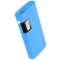 Nešiojamas įkroviklis Tracer Mobile Battery 13000 mAh, mėlynas