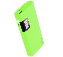 Nešiojamas įkroviklis Tracer Mobile Battery 13000 mAh, žalias