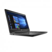 """Nešiojamas kompiuteris Dell Latitude 5580 Black, 15.6 """", HD, 1366 x 768 pixels, Matt, Intel Core i3, i3-7100U, 4 GB, DDR4, HDD 500 GB, 7200 RPM, Intel HD, Windows 10 Pro, 802.11ac, Bluetooth version 4.1, Keyboard language English, Keyboard backlit,  Nešiojami kompiuteriai"""