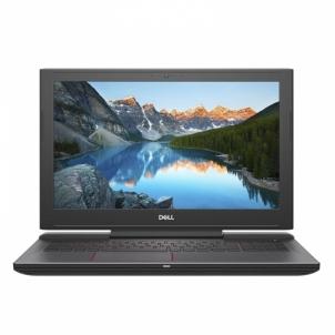 Nešiojamas kompiuteris 15 7577 Black i5-7300HQ/15.6/8/256/W10 Nešiojami kompiuteriai