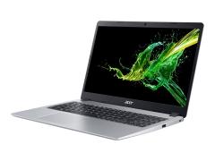 Nešiojamas kompiuteris Acer Aspire 5 15.6/AMD Ryzen3 3200U/4GB/SSD 128GB/W10 pure silver (A515-43-R19L) Portatīvie datori