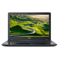 Nešiojamas kompiuteris Acer Aspire E5-576-392H 15.6 FHD AG/I3-8130U/6GB/1TB/DVD-RW/BT/W10 64B Refurbi Portable computers
