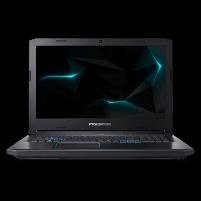 Nešiojamas kompiuteris Acer Predator Helios 500 i9-8950HK/17,3 FHD IPS/16GB/SSD 256G/GTX 1070 8GB/W10 Portatīvie datori