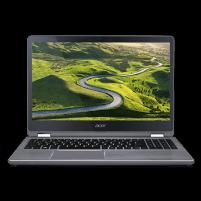 Nešiojamas kompiuteris Acer R5-571TG-57YD i5-7200U/15.6 FHD IPSTouch/8GB/SSD 256GB/nV GF940 2GB/W10 Ref Nešiojami kompiuteriai