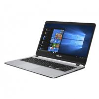 """Nešiojamas kompiuteris Asus Laptop X507UA-EJ1055T Stary Grey, 15.6 """", FHD, 1920 x 1080 pixels, Matt, Intel Pentium Gold, 4417U, 4 GB, DDR4, SSD 256 GB, Intel UHD Graphics 620, Win10, Wi-Fi 5(802.11ac), Bluetooth version 4.2, Keyboard language English Portatīvie datori"""