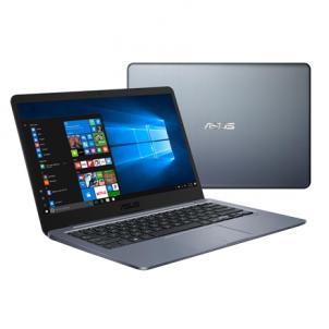 "Nešiojamas kompiuteris Asus VivoBook R420MA Gray, 14.0 "", FHD, 1920 x 1080 pixels, Matt, Intel Pentium, N5000, 4 GB, DDR4, Storage drive capacity 128 GB, Intel HD, Without ODD, Windows 10 Home, 802.11 ac, Bluetooth version 4.2, Keyboard language Eng"