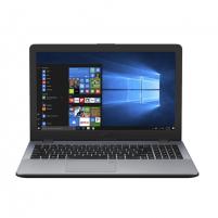 """Nešiojamas kompiuteris Asus VivoBook X542UQ Grey, 15.6 """", FHD, 1920 x 1080 pixels, Matt, Intel Core i5, i5-7200U, 4 GB, DDR4, HDD 500 GB, 5400 RPM, SSD 128 GB, NVIDIA GeForce 940MX, GDDR5, 2 GB, Super-Multi DL 8x DVD+/-RW, Endless OS, 802.11 ac, Blu"""