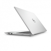 "Nešiojamas kompiuteris Dell Inspiron 15 5570 Silver, 15.6 "", Full HD, 1920 x 1080 pixels, Matt, Intel Core i5, i5-8250U, 4 GB, DDR4, SSD 256 GB, AMD Radeon 530, GDDR5, 2 GB, Tray load DVD Drive (Reads and Writes to DVD/CD), Windows 10 Home, 802.11ac"