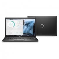 """Nešiojamas kompiuteris Dell Latitude 7480 Black, 14.0 """", Full HD, 1920 x 1080 pixels, Matt, Intel Core i7, i7-7600U, 8 GB, DDR4, SSD 512 GB, Intel HD, Windows 10 Pro, 8265, Bluetooth version 4.2, Keyboard language Nordic, Keyboard backlit, Warranty"""