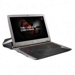 Nešiojamas kompiuteris GX700VO i7-6820HK/17.3F/32/512/GTX980/BT/W10 Nešiojami kompiuteriai