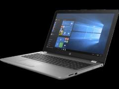 Nešiojamas kompiuteris HP 250 G6 15.6 FHD AG/Core i3-6006U /4GB(DDR4)/500GB+M.2/Intel® HD520/DVD-RW/DOS