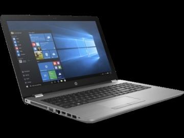 Nešiojamas kompiuteris HP 250 G6 15.6 HD AG/ i5-7200U/8GB/SSD 256GB(m.2)/Intel HD620/DVD-RW/W10P ENG