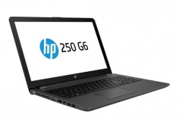 Nešiojamas kompiuteris HP 250 G6 UMA Celero N3350 15.6 HD SVA Portatīvie datori