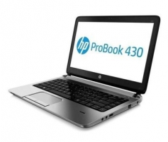 Nešiojamas kompiuteris HP ProBook 430 G2 1 i5-4210U/4GB/500GB/13.3HD/WWAN/BT/CAM/FPR/W10Pro Refurb Nešiojami kompiuteriai